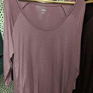 Scoop neck ANA blouse